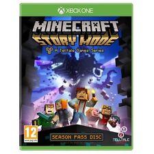 Minecraft modo de historia de un Telltale Games Series Xbox One Game-Nuevo!