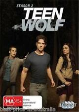 TEEN WOLF: Season 2 DVD  BRAND NEW SEALED NEW RELEASE TV SERIES 3-DISCS R4