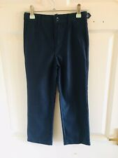Blue Monsoon Trousers Age 6 Years 5/6 6/7 (2442)