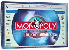MONOPOLY THE .COM EDITION Board Game 2000 Special MR. MONOPOLY Token NEW