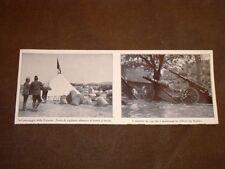 Guerra in Albania nel 1913 Vigilanza sulla Vojussa e cannoni da 149 da Scutari