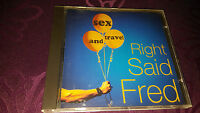 CD Right Said Fred / Sex and Travel - Album 1993
