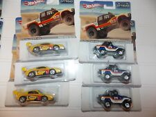 Hot Wheels 2012 Off Road Racing Series,(1) Toyota Land Cruiser FJ 40, VHTF !