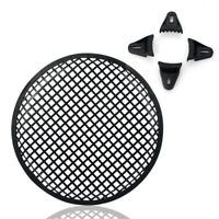 12'' Metal Speaker Grill Cover Protector Holder for Car Audio Woofer Video 1pc