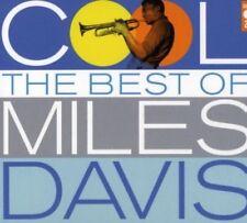 MILES DAVIS - COOL: THE BEST OF 2 CD NEU