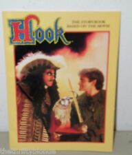 Hook The Storybook Based on the Movie Robin Williams  15931
