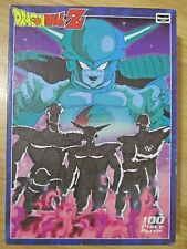 Dragon Ball Z Puzzle Frieza Funimation 2000 RoseArt 100 Piece BRAND NEW SEALED