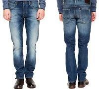 Lee Jeans Hose Daren Grunge Hipster Blau W31 - W38