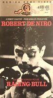 RAGING BULL (VHS) sealed NEW Robert Deniro BOXING cult action film 80's movie