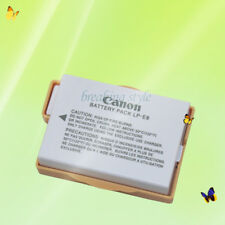 New Replacement Battery For Canon LP-E8 Canon EOS Kiss X3 X5 X6i X7i