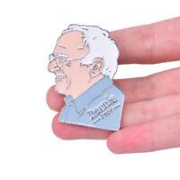 Bernie Sanders for Pressident 2020 USA Vote Pin Badge Medal Campaign BroochNY