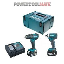 Makita DLX2188MAJ 18v LXT 2-Piece Combo Kit - Like DLX2131