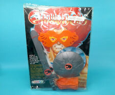 THUNDERCATS SWORD OF OMENS SHIELD MASK & CLAW MOC MOSC 1985 TOYSA ARGENTINA