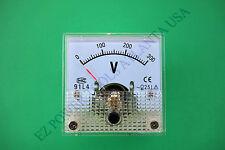UST GG1200 GG1350 GG2300 GG3500 GG4200 GG7500N Generator Voltmeter DEREE DE-450