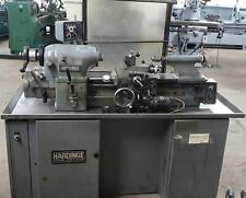 Hardinge Hvl H Super Precision Lathe Model 11lvh Withdovetail