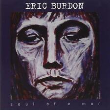 Eric Burdon - Soul of a Man  [CD]  Neuware