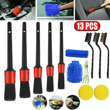 5/15 Auto Detaillierung KFZ Pinsel Set Reinigungs Bürsten Autopflege Werkzeug