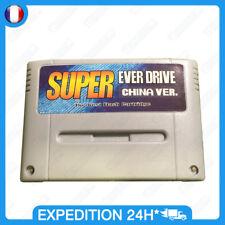 super everdrive Flashcart Linker Development pour Nintendo Snes + Carte SD 8Go
