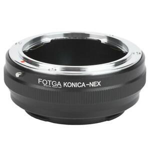 FOTGA Konica AR Lens to E-Mount Adapter for Sony NEX3 NEX5 5N 5R 5C NEX7 NEX-C3