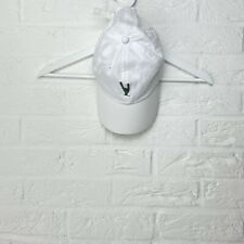Brand New Summer Cap White With Cactus Embroidery Beach Festival Hat