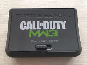 Turtle Beach Call of Duty MW3 Earforce Bravo Transmitter Model TB300-4241-01