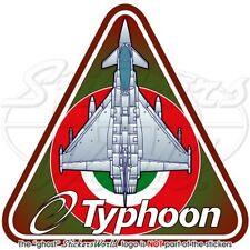 Eurofighter EF2000 TYPHOON Aeronautica Militare Italiana AMI Adesivo Sticker