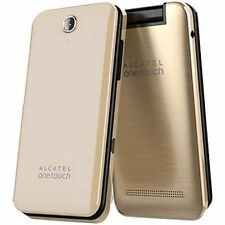 Alcatel ONETOUCH 20.12G GOLD Unlocked Smartphones
