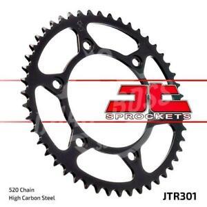 JT Sprockets 520 Rear Sprocket Steel 45 Teeth Black JTR301.45
