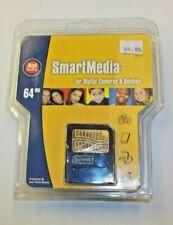 NEW LEXAR64MB Smart Media Memory Card