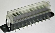 Auto / BOOT: KFZ - Mini-Sicherungshalter 10-fach Halter (Minisicherungen)