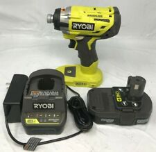 RYOBI P238 18-Volt ONE+ 3-Speed 1/4 in. Hex Impact Driver KIT, GR