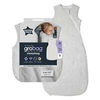 Tommee Tippee The Original Grobag Baby Sleeping Bag, 18-36m, 1.0 Tog - Grey Marl