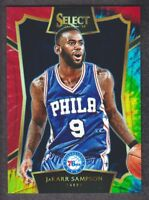 2015-16 Select Prizms Tie Dye #84 JaKarr Sampson Concourse 08/25 76ers