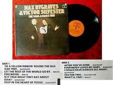LP Max Bygraves & Victor Silvester: The Song & Dance Men (Everest FS 351) US