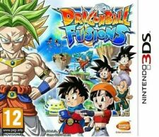 Dragon Ball Fusions NINTENDO 2DS 3DS PAL PT **FREE UK POSTAGE** (NM)