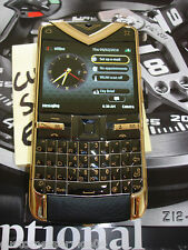 Genuine Vertu Constellation Quest 18K Yellow Gold SUPER RARE MUST OWN MSRP $25K