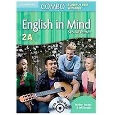 English in Mind, Level 2A by Herbert Puchta (2011, Paperback / Mixed Media,...