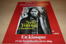 NEIL YOUNG - SPE ISSUE!!!2013!!!FRENCH!!! PUBLICITE/ADVERT!!!