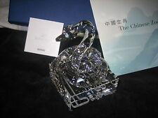 FREE SHIPPING SWAROVSKI 2013 ZODIAC CHINESE SNAKE #1109237 - NEW -BIRTHDAY GIFT