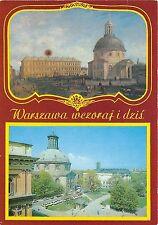 BR9007 Panorama Nowego Miasta Warszawa   poland
