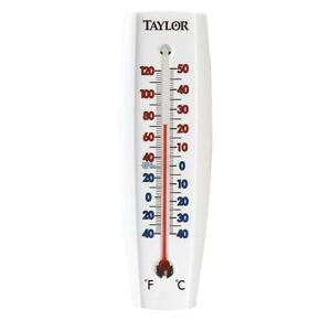 Taylor Indr/Outdr Thermometer