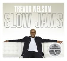 Trevor Nelson - Slow Jams CD *NEW & SEALED*