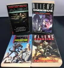 Alien 4 Book/Novel Bundle