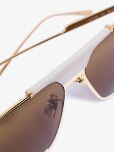 bottega veneta sunglasses Gold Tone Aviator