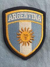 Org.Vtg. FUERZA KNIT IN USA MESSI COPA AMERICA ARGENTINA Rare Men's T- SHIRT 2XL