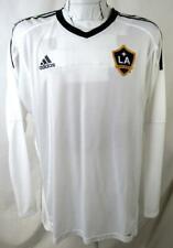 Los Angeles Galaxy Men Size 8 (L) Adizero Long Sleeve Goal Keeper Jersey LAG 12