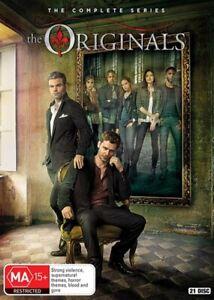 Originals - Season 1-5   Boxset, The DVD