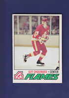 Guy Chouinard 1977-78 O-PEE-CHEE OPC Hockey #237 (EXMT) Atlanta Flames