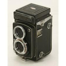 Yashicaflex C-type TLR Mittelformat Kamera