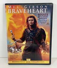 Braveheart (Dvd, Widescreen, 1995) Excellent Condition